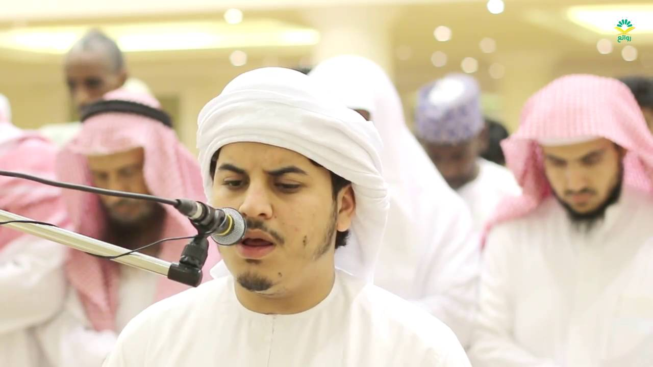 Amazing Recitation by Qari Hazza Al Balushi