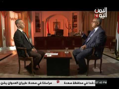 لقاء خاص مع رئيس حكومة الانقاذ الوطني