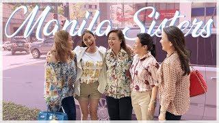 Video MEET MY MANILA SISTERS! | JAMIE CHUA MP3, 3GP, MP4, WEBM, AVI, FLV Mei 2019