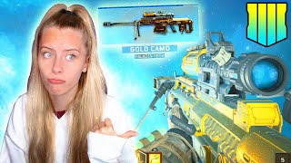 GOLD PALADIN IN BLACK OPS 4 IS AMAZING! Road to Diamond Snipers (BO4)