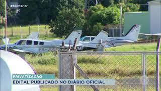 Governo de SP lança edital para privatização de aeroportos na região
