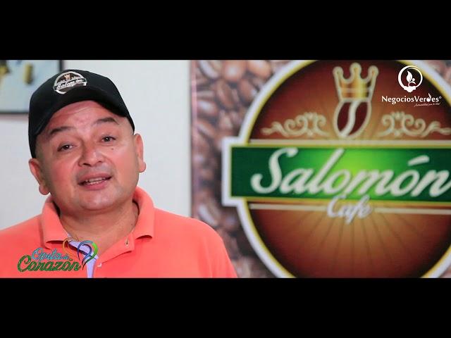 Café Salomón, una experiencia de Negocios Verdes