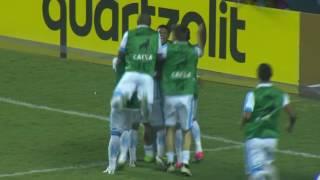 GOLS SANTOS FC 3 x 1 Paysandu Oitavas de Final COPA DO BRASIL 10/05/17