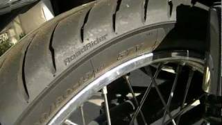 7. Avon RoadRider Motorcycle Tire Review - Royal Enfield Bullet