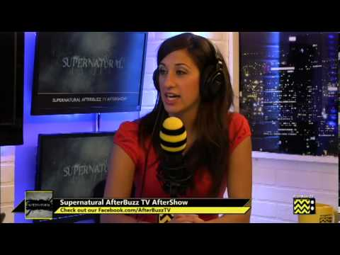 """Supernatural After Show Season 9 Episode 1 """"I Think Im Going To Really Like It Here""""   AfterBuzz TV"""