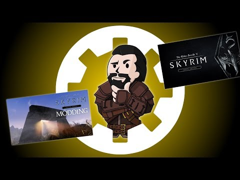 SKYRIM SE : Gopher's Mod List #9 - Mods I am considering (видео)