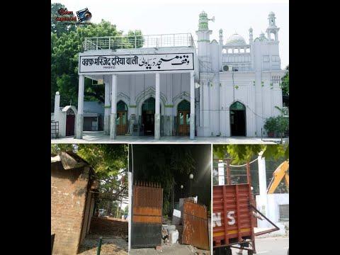 दरिया वाली मस्जिद में LDA के नाजायज़ क़ब्ज़े के खिलाफ़ शिया धर्म गुरु कल्बे जव्वाद ने दिया ये बयान