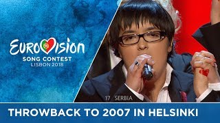 Video #ThrowbackThursday to 10 years ago: The 2007 Eurovision Song Contest in Helsinki MP3, 3GP, MP4, WEBM, AVI, FLV Maret 2019