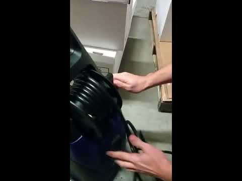, title : 'AR Blue Clean AR383 Hose reel - How To Use'