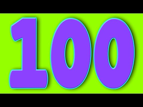 Big Number Song | 1-100 Song | Videos For Children