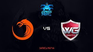 TNC vs WG Unity, Capitans Draft 4.0, game 2 [4ce, Maelstorm]