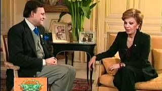 Zia Atabay interview with HIM Shahbanou Farah Pahlavi. ✦ NITV UNITED ✦ Tel: (818)835.9800 ✦ www.NITV.tv.