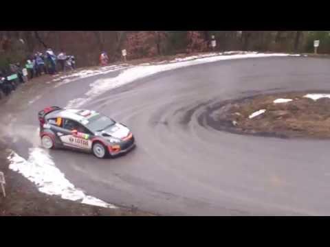 Wrc rally monte carlo 2015 kubica shakedown