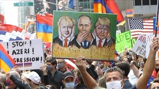 Report the Truth. US East Coast Armenian Peaceful March.
