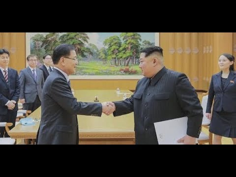 Tauwetter: Kim-Jong-un bemüht sich um Annäherung mit  ...