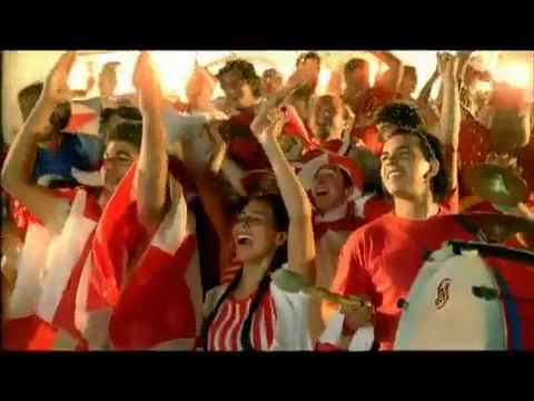 K'naan feat. David Bisbal - Wavin' Flag (Official FIFA World Cup 2010 Song)