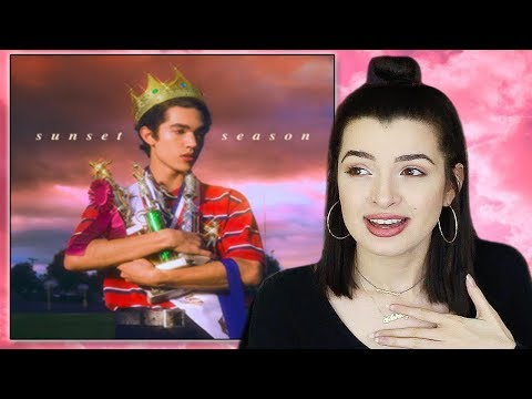 Meet Lorde's Little Brother~ Reaction to Conan Gray
