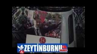 MHP Zeytinburnuİlçe Başkanlığı ve Ülkü Ocakları Cengiz Akyıldız'a Mevlit Okuttu