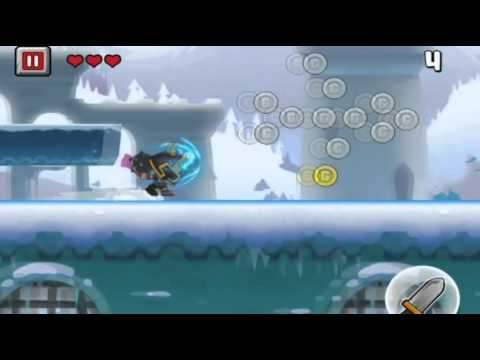 Video of Brave Run 2: Frozen World