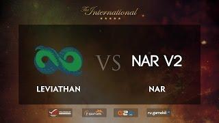 Leviathan vs NAR, game 1