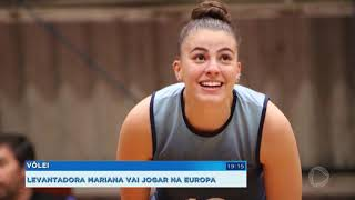 Jogadora do vôlei de Sorocaba vai para time da Suíça