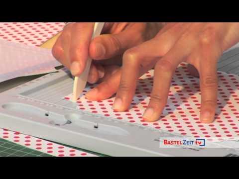 Bastelzeit TV 67 - Papierfalten mit Scorpal