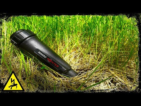 Pinpointer Metal Detector - Unboxing