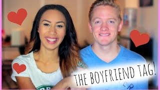 The Boyfriend Tag 2013! Challenge Edition