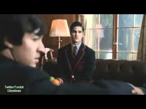 Klaine Original SOng BTS