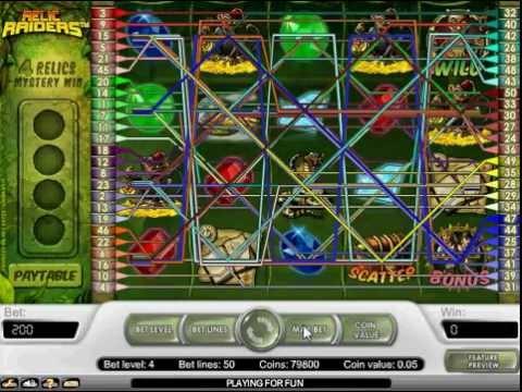 relic raiders slot Come On Casino