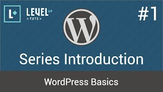 WordPress Basics #1 - Series Introduction