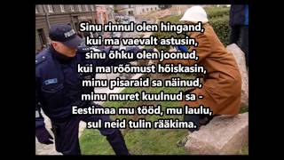 Download Lagu Eesti muld ja Eesti süda (sõnadega) Mp3