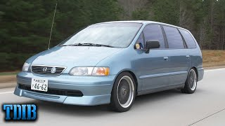 Why the Car Community HATES Minivans by That Dude in Blue