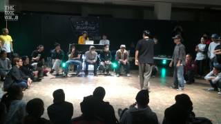 Takuya vs Ta-ke – THE ONE VOL.8 FINAL