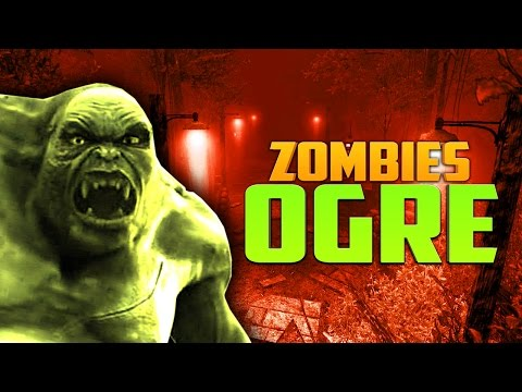 ZOMBIE OGRE ★ Call of Duty Zombies (Zombie Games)