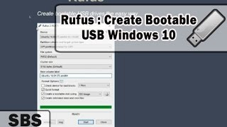 Rufus is the Tool to make bootable USB for windows 10/7/8/8.1. Here in this tutorial we are creating a bootable pendrive for windows 10Fowllowing are the links, that will help you to create a bootable USB : To download windows 10 ISO : https://www.microsoft.com/en-in/software-download/windows10ISOTo download Rufus : https://rufus.akeo.ie/see the detailed guide: http://dhudo.com/how-to-make-bootable-usb-pen-drive-using-rufus/You can also check our other bootable tutorial :Bootable USb using command prompt windows 10 - https://www.youtube.com/watch?v=blk-QuzP3HgMake Bootable USB for windows 7 - https://www.youtube.com/watch?v=mT24TtxplQgLink of this video : Please share this video to social media, so others also gets help with it.In case of any concern, please comment below.