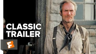 Nonton Unforgiven  1992  Official Trailer   Clint Eastwood  Morgan Freeman Movie H Film Subtitle Indonesia Streaming Movie Download