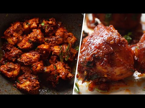 Mouthwatering Masala Fry Chicken