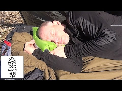 "Reisekissen ""Ultralight Air Core Travel Pillow"" von Cocoon"