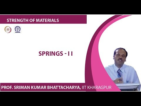 Vortrag - 40 Springs - II