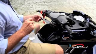 4. Yamaha FX Cruiser SVHO Test 2014- By BoatTest.com