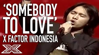 ▶︎Alex Rudiart Wins The Judges Vote With 'Somebody To Love' Cover.X Factor Global brings together the very best acts from around the world, keeping you up to date and ensuring that you never miss a thing! Subscribe to X Factor Global: https://www.youtube.com/user/xfactorglobalWatch more X Factor Global videos: https://www.youtube.com/user/xfactorglobal/videos