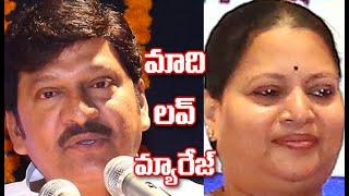 Video Hero Rajendra Prasad  Speech about his wife @ Padmamohana Visishta Dampathulu MP3, 3GP, MP4, WEBM, AVI, FLV September 2018