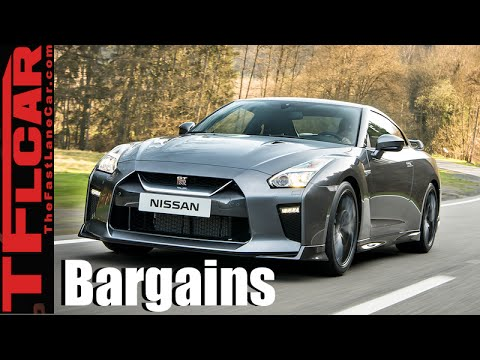 Top 6 Sports Car Bargains: How To Have Your New Sports Car Cake & Eat It Too!