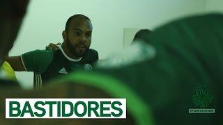 Confira os bastidores antes da partida entre Palmeiras x Vitória, pela última rodada do Campeonato Brasileiro 2016.