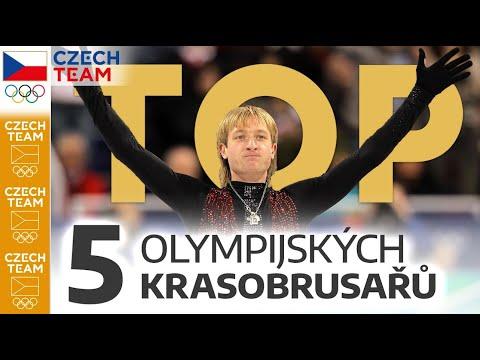 TOP: 5 olympijských krasobruslařů