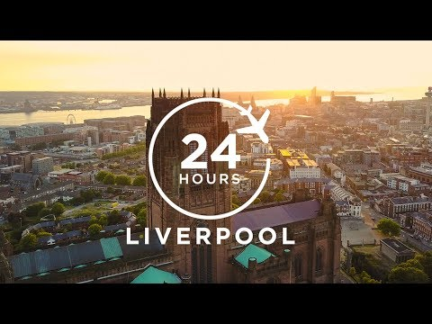 24 Hours In LIVERPOOL | UNILAD Adventure