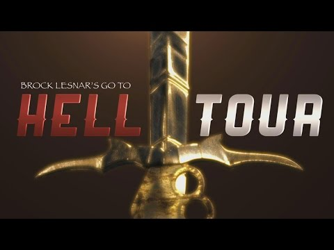 Brock Lesnar's Go to Hell Tour on WWE Network