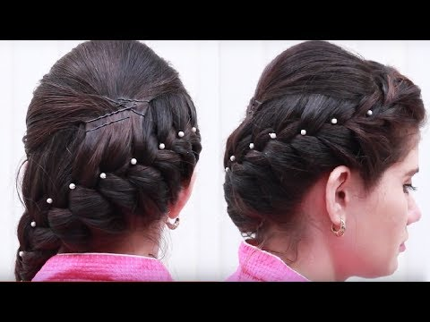 Latest Hair Style For Girls Ladies Hair Style Step By Step