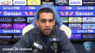 Preview video Giuseppe Bellusci in conferenza stampa